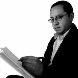 Retrato de Harold Andrés Bonilla Mora