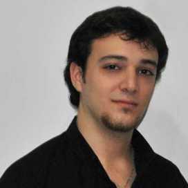 Retrato de Ignacio Garibotto