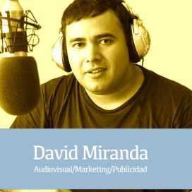 Retrato de David Miranda