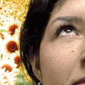 Retrato de Astrid Orellana