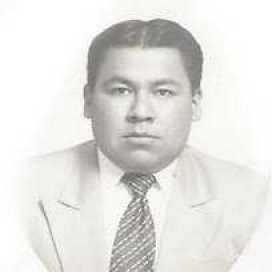 Retrato de Enrique Pacheco