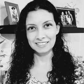 Retrato de Karina Flores