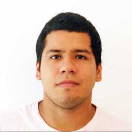 Retrato de Diego Raúl Rodríguez