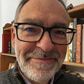 Retrato de Jordi Colet