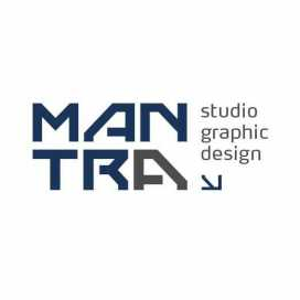 Logotipo de Mantra Studio Graphic Design