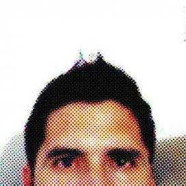 Retrato de Germán Ferreira