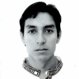Retrato de Tonatiuh Beltrán