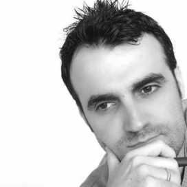 Retrato de Mario Fernando Uribe