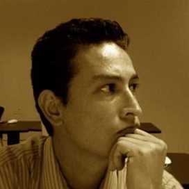 Retrato de David Bernardo Moguel Contreras