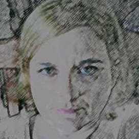 Retrato de María Fiore