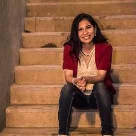 Retrato de Daniela Sánchez Maldonado
