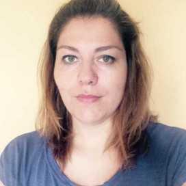 Retrato de Yanina Ruarte