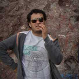 Retrato de Serghio Muñoz