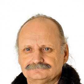Retrato de Serge Herbiet
