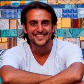 Retrato de Paulo Rubiano