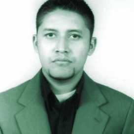 Retrato de Sergio J. Espinales Obando
