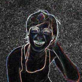 Retrato de Melisa Analia Rios