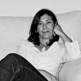 Retrato de Aída Álvarez