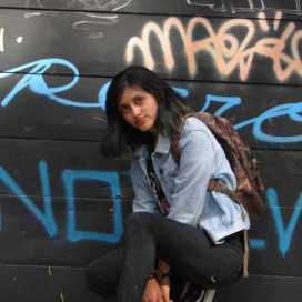 Retrato de Melany Sierra