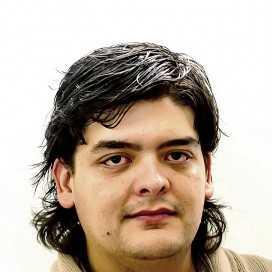 Retrato de Jaime Andrés Betancur Pérez