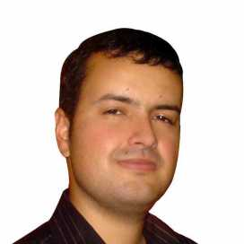 Retrato de César Ochoa
