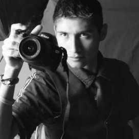 Retrato de Julio Cesar Teutle