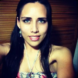 Retrato de Daniela Zeckua Curiel