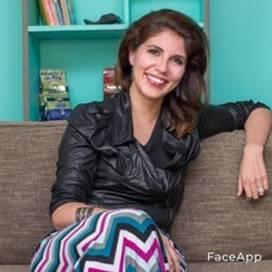 Retrato de Karla Betancourth