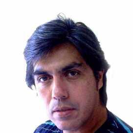 Retrato de Osvaldo Olivera