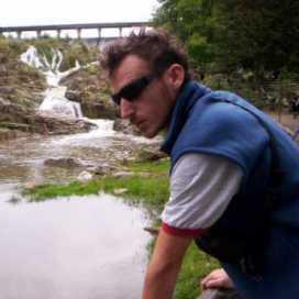 Retrato de Pablo Martin Padoani
