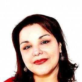Retrato de Carmen Virginia Grisolía Cardona