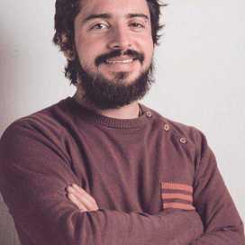 Retrato de Leonardo Favian Avendaño Acosta