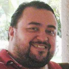 Retrato de Luis Danilo Parra