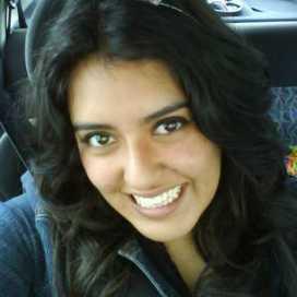 Retrato de Ana Laura Cabrera Hernández