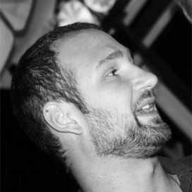 Retrato de Xavi Puig