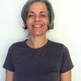 Retrato de Gisela Abad