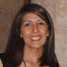 Retrato de María Andreina Agüero