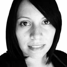 Retrato de Elizabeth Ramírez