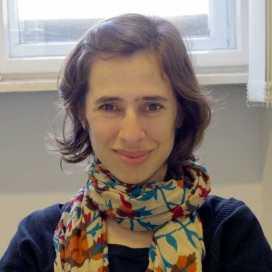 Retrato de Carolina Giovagnoli