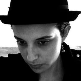 Retrato de Alba Bojórquez