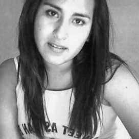 Retrato de Mina Ruiz