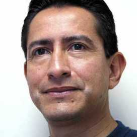 Retrato de Carlos Franco