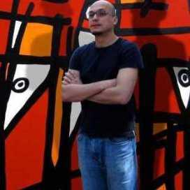 Retrato de David (Davo) Ayala Velarde