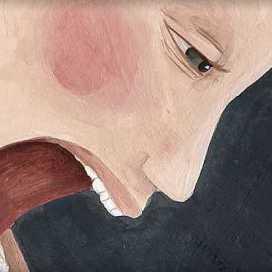 Retrato de Romina Biassoni