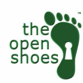 Logotipo de The Open Shoes