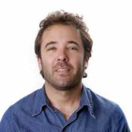 Retrato de Ignacio Desuk