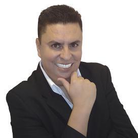 Retrato de Arturo Paredes