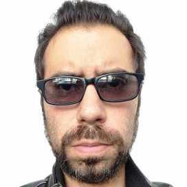 Retrato de Oscar Manzano