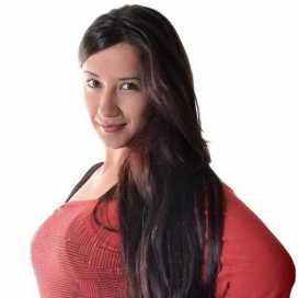 Retrato de Yesica Viuche
