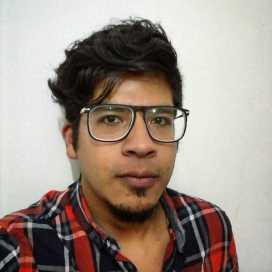 Retrato de Ezequiel Córdoba Zamorano